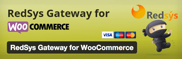 RedSys Gateway for WooCommerce