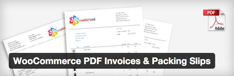 Plugins WooCommerce PDF Invoices