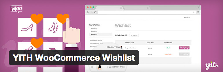 Plugins WooCommerce Wishlist