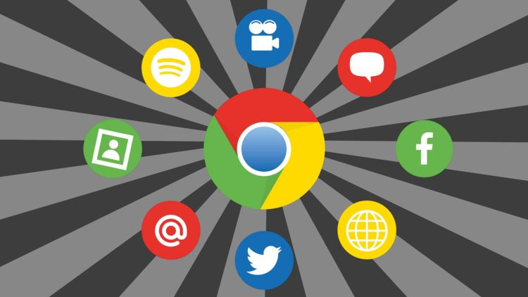 Extensiones Google Chrome Social Media