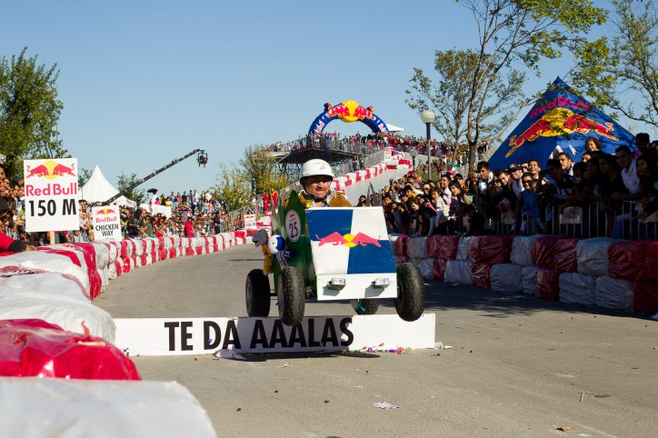 Red Bull Adrenalina
