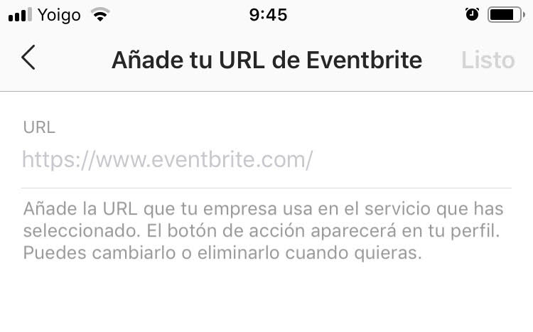 eventbrite instagram